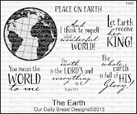 Our Daily Bread designs The Earth