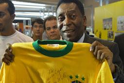 Legenda Sepakbola Brazil, Pele akan Jalani Kemoterapi usai Jalani Bedah Tumor