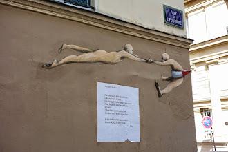 Sunday Street Art : Philippe Hérard - rue de l'Equerre - 2014 - Paris 19