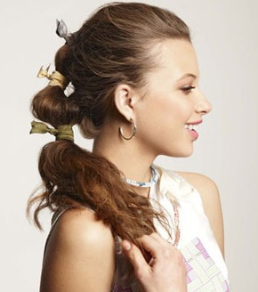 sinta hairstyle