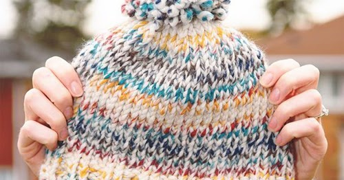 Amazing Knitting: Easy Knit Toque - Free Pattern