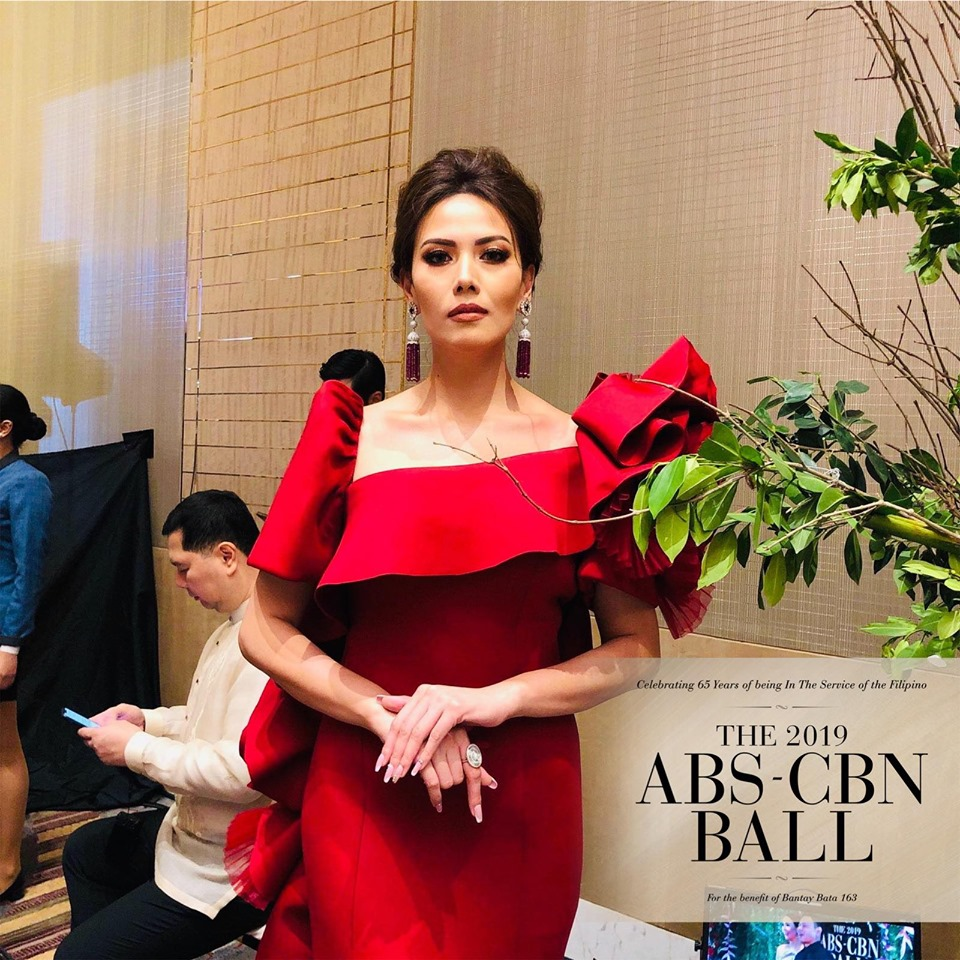 Bianca Manalo ABS-CBN Ball 2019