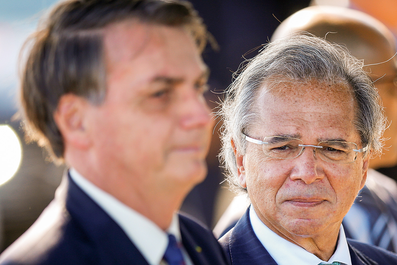 Bolsonaro | Paulo Guedes