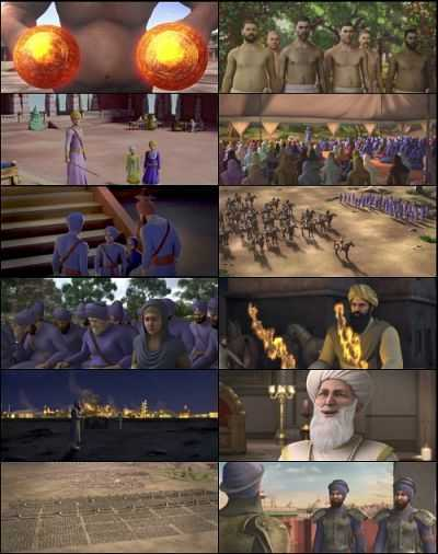 Chaar Sahibzaade 2 (2016) 720 & 1080p Full HD Movie BluRay