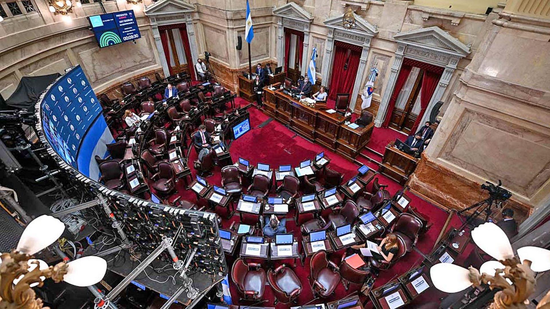 El Senado encara hoy el debate final sobre la legalización del aborto