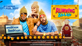 Bollywood movie Running Shaadi Box Office Collection wiki, Koimoi, Running Shaadi Film cost, profits & Box office verdict Hit or Flop, latest update Budget, income, Profit, loss on MT WIKI, Bollywood Hungama, box office india