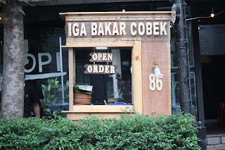 Kedai Iga Bakar Merapi di Jalan Dago