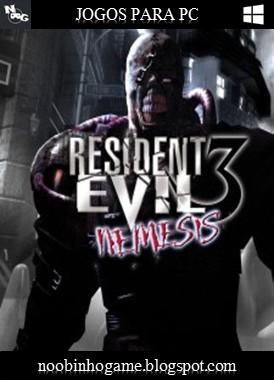 Download Resident Evil 3 Nemesis Torrent PC