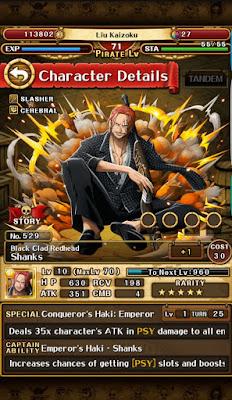 Download One Piece Treasure Cruise Mod Apk
