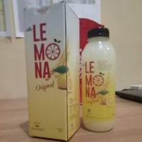 Lemona Air Sari Lemon Untuk Kesehatan Kecantikan Suplemen Diet Jus Asli Original Ekstrak Pure Lemon