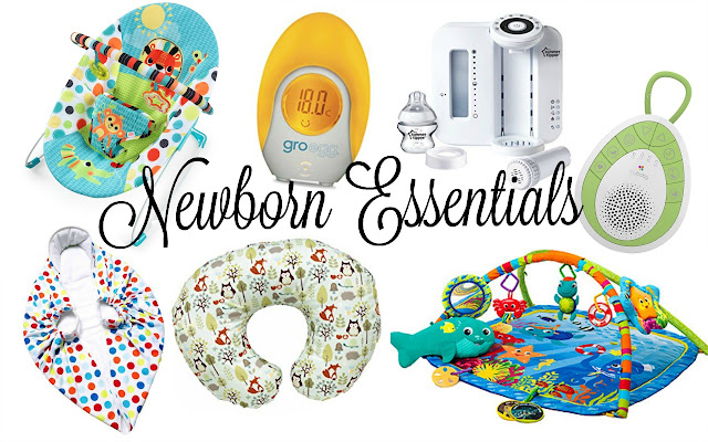 newborn essentials - Just Add Ginger blog