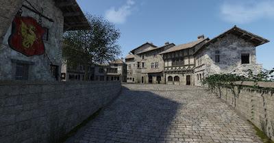 Perouges Medieval Village