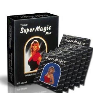 SUPER POWER MAGIC TISSUE