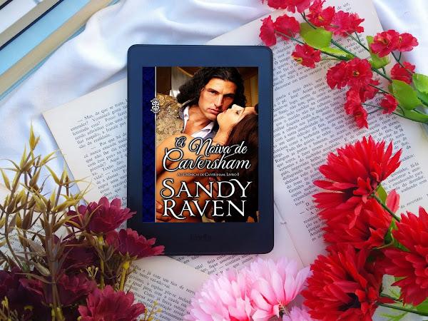 [Resenha] A Noiva de Caversham - Sandy Raven