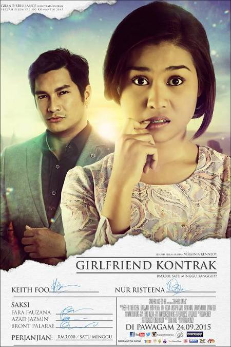 Tonton Girlfriend Kontrak Full Movie