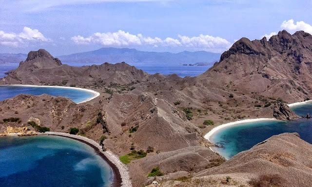 pulau padar di pulau komodo
