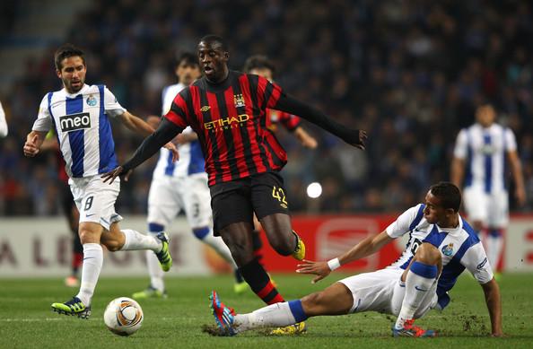 Manchester City Vs Porto Europa League  |Man. City:-porto
