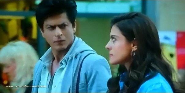 film india shahrukh khan & kajol dilwale 2015