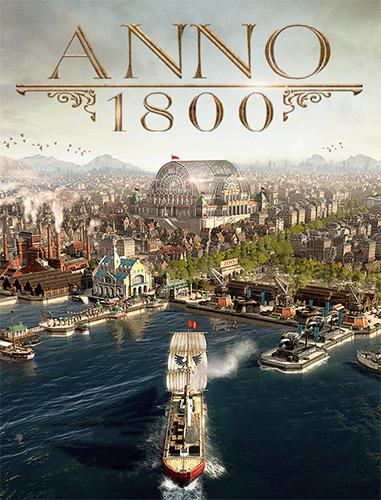 Anno 1800 Complete Edition 10 DLCs + Bonus Content Free Download Torrent RePack