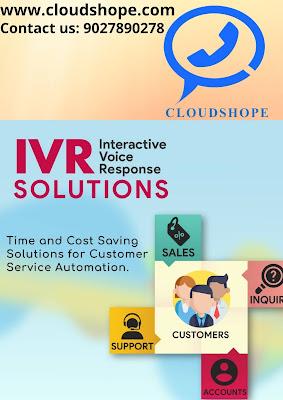 Best IVR Service Provider in Gurgaon, IVR Service Provider, CloudShope Technologies, Gurgaon