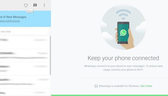تحميل واتس اب ويب للمحادثات والمكالمات المجانية