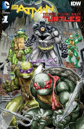 Batman vs Teenage Mutant Ninja Turtles 2019 300MB Movie Download
