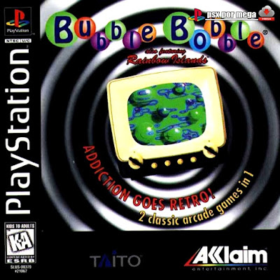 descargar bubble bobble featuring rainbow islands psx mega