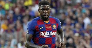 Barca defender Umtiti finally recovers from coronavirus.