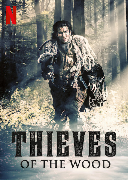 Thieves of the Wood (2019) Temporada 1 NF WEB-DL 1080p latino