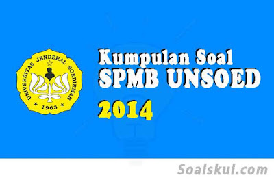 download soal spmb unsoed 2014