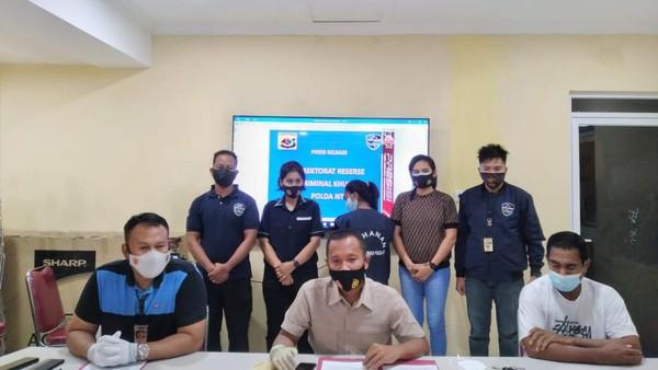 Hina Dokter dan Ajak Bakar Masker, Perempuan di NTT Ditangkap