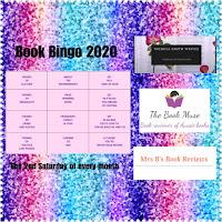 Book Bingo 2020 reading challenge image