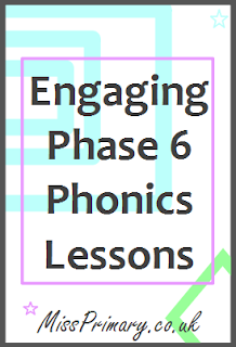 year 2 phonics lesson activities phase 6