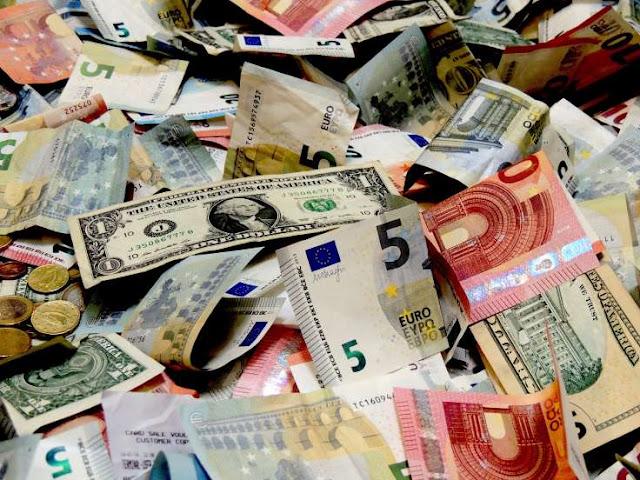 أسعار صرف العملات فى السعودية اليوم السبت 9/1/2021 مقابل الدولار واليورو والجنيه الإسترلينى