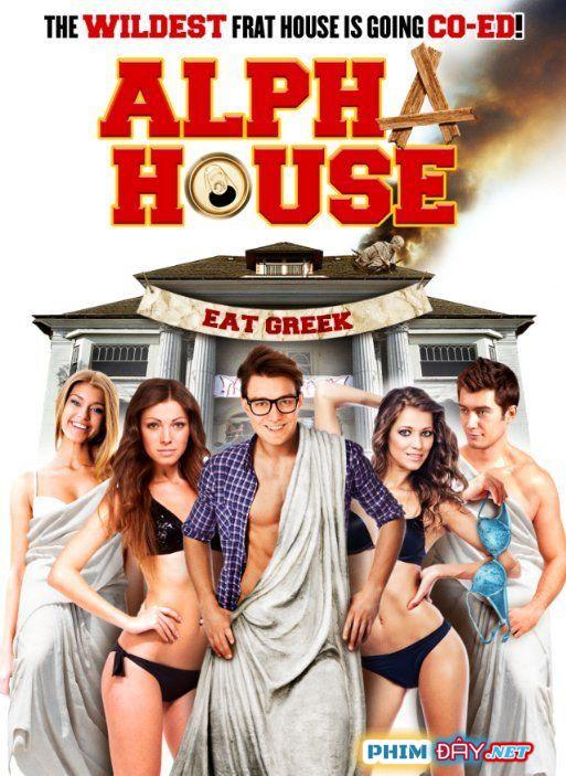Ngôi Nhà Sung Sướng - Alpha House (2014)