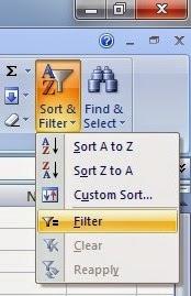 Cara Mengurutkan Angka Dari Kecil Ke Besar Di Excel : mengurutkan, angka, kecil, besar, excel, Mengurutkan, Angka, Besar, Kecil, Pakai, Excel, MAHMUD, BASUKI, ONLINE