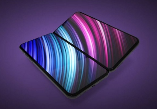 Apple बहोत जल्द अपने folding iphone  को लांच करेगा जो सेल्फ हीलिंग तकनीक के साथ आयेगा