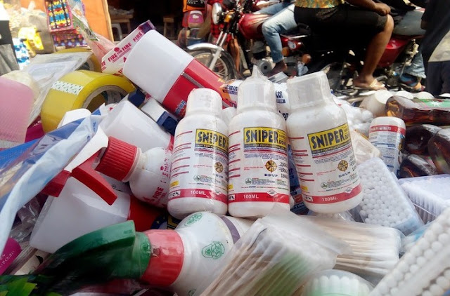 NAFDAC Bans Sniper Insecticide In Supermarkets, Open Markets