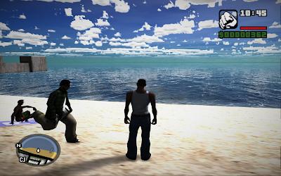 GTA San ReVision Beta 1.1 High Graphics Mod