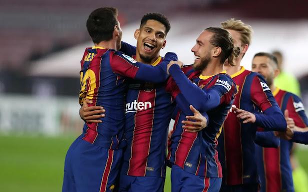 تشكيلة برشلونة الرسمية لمواجهة بلد الوليد اليوم في الدوري الاسباني