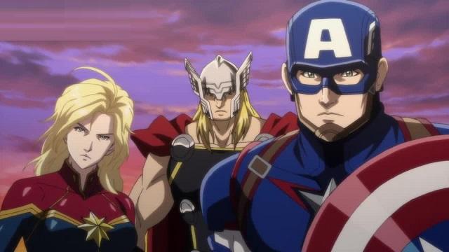 Vingadores do Futuro/Reprodução