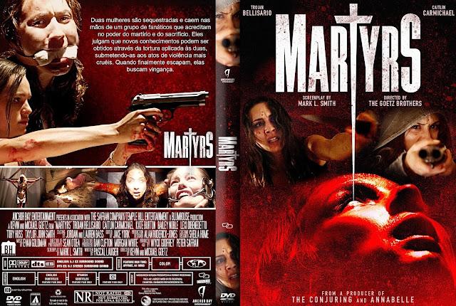 Capa DVD Martyrs