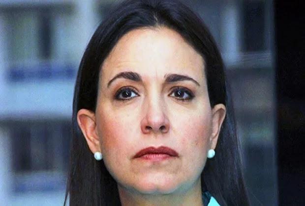 María Corina Machado: Lo única opción que queda es usar la fuerza