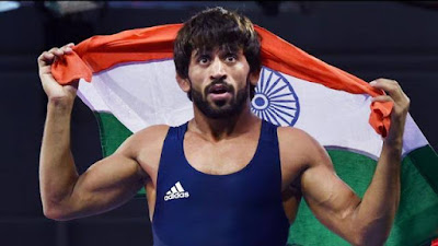 Bajrang Punia wins gold in 65 kg at Tbilisi Grand Prix 2019