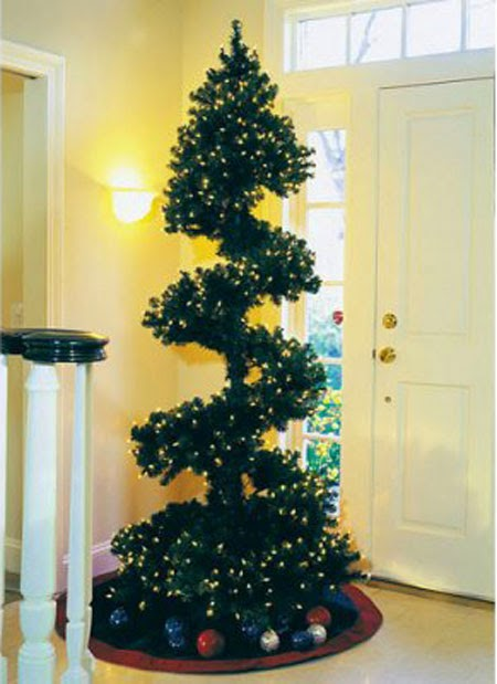 arboles de navidad modernos y originales parte