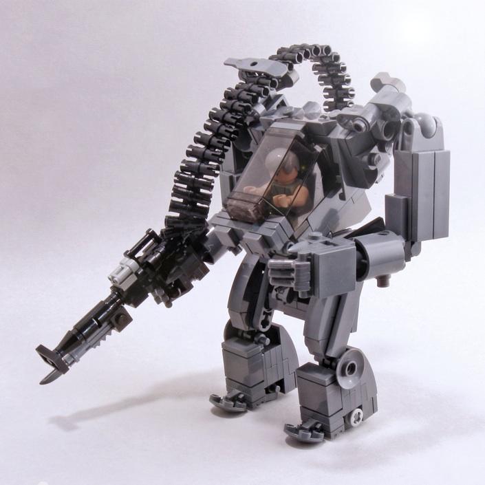 Lego Mobil Suit: Lego Gundams