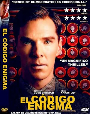 El Codigo Enigma - The Imitation Game - PELICULA - Inglaterra - 2014