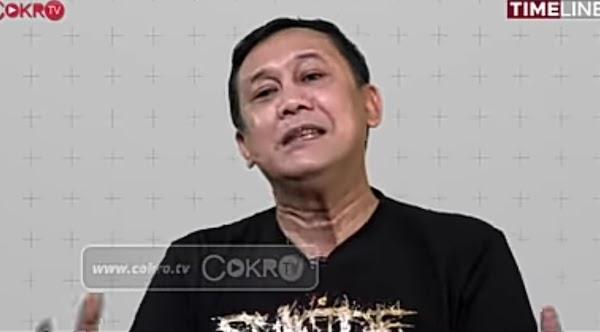 Perpres Investasi Miras Dicabut, Denny Siregar Sentil Jokowi: Komunikasinya Buruk
