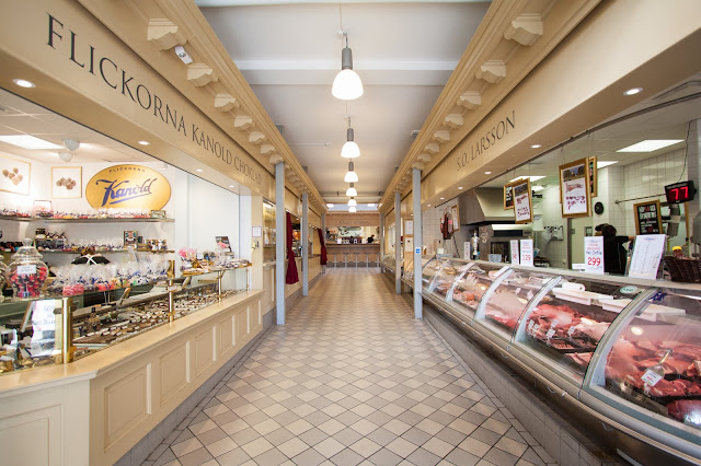 Saluhallen (mercato)-Goteborg