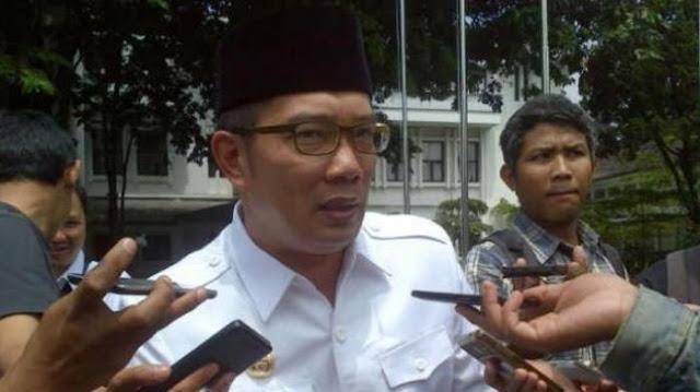 Ridwan Kamil Meminta Maaf atas Banjir yang Melanda Bandung